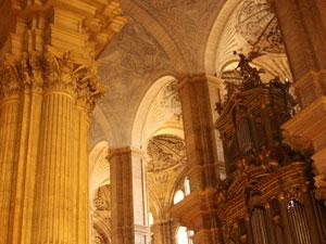 Málaga Cathedral, Spain