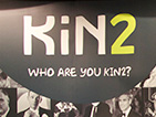 KIN2 Tradeshow Booth for SXSW