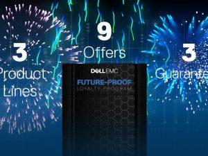 Dell EMC Future Proof Loyalty Program Anniversary